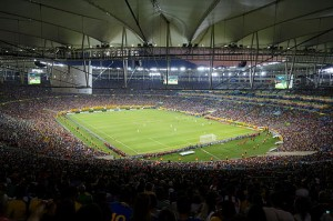 Foto: Leandro Neumann Ciuffo (Flickr: Maracanã stadium) [CC-BY-2.0], via Wikimedia Commons