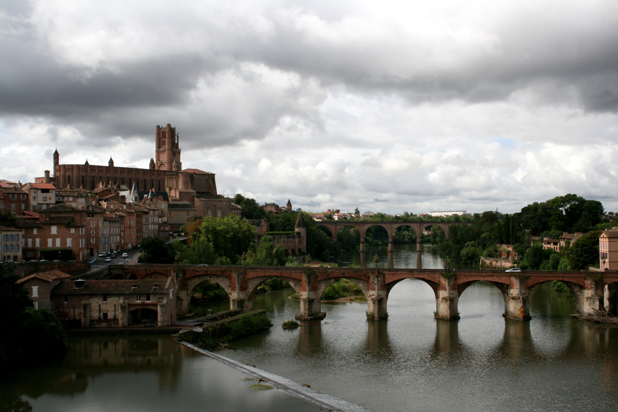 Foto Albi By Marion Schneider & Christoph Aistleitner --- Contact: Mediocrity (Own work) [Public domain], via Wikimedia Commons