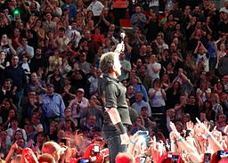 Foto: GabboT (Bruce Springsteen 07  Uploaded by tm) [CC BY-SA 2.0], via Wikimedia Commons
