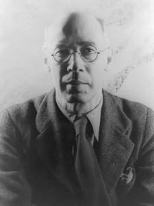 Henry Miller, fotografiert von Carl Van Vechten, 1940. Public Domain, via Wikimedia Commons.