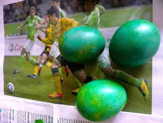 """""""Männer mit Eiern"""" - solche Motive suchen wir!"""
