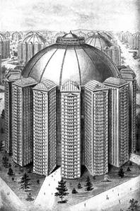 Zeichnung Metropolis