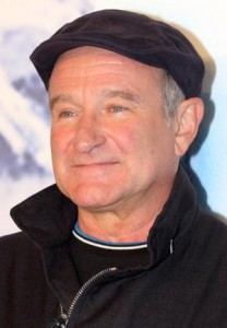 Foto: Eva Rinaldi → Flickr: Robin Williams [CC-BY-SA-2.0], via Wikimedia Commons