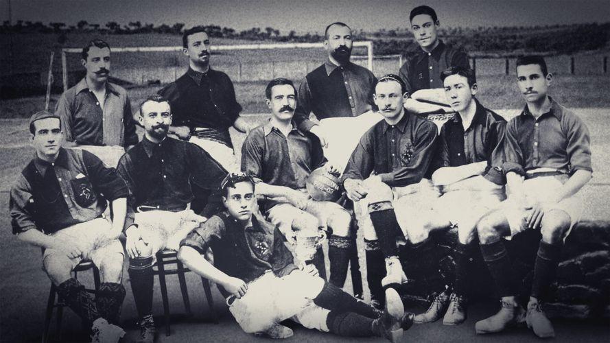 Die Gründer des FC Barcelona