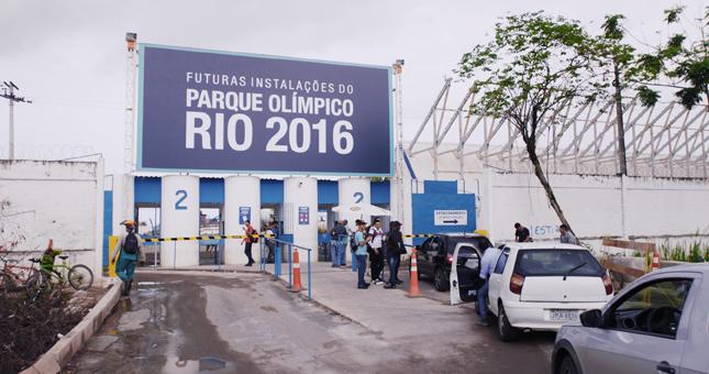 Rio de Janeiro, Brasilien: Parque Olímpico – Park-Anlage für die Olympischen Spiele 2016