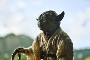 yoda, starwars, actionfigure